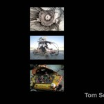 Tom Sepe Portfolio Cover