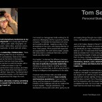 Tom Sepe - Personal Statment