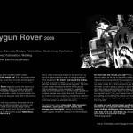 Raygun Rover - Story