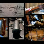 The Whirlygig - Steam Boiler Build Process