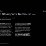Steampunk Treehouse Story